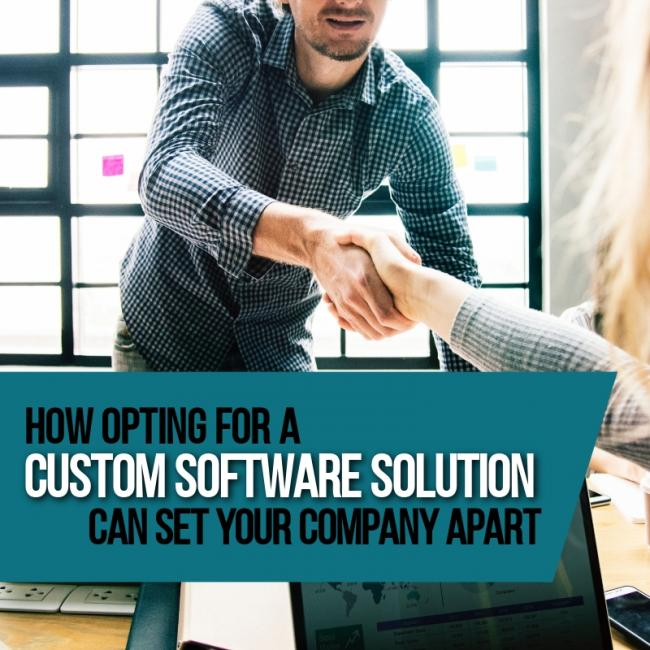 custom software solutions