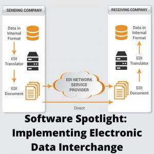 Software Spotlight: Implementing Electronic Data Interchange