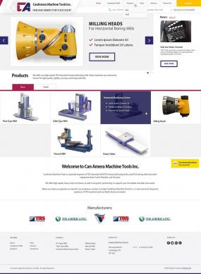 CanAmera Machine Tools Inc.