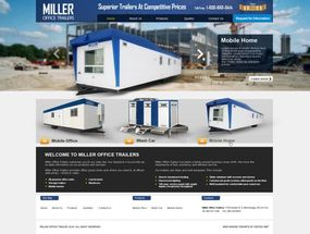 Miller Office Trailer