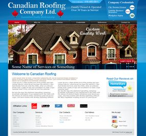 Canadian Roofing