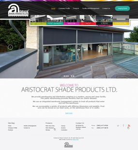 Aristocrat Shade Products Ltd.