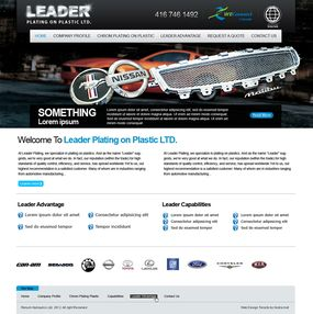 Leader Plating on Plastic LTD.