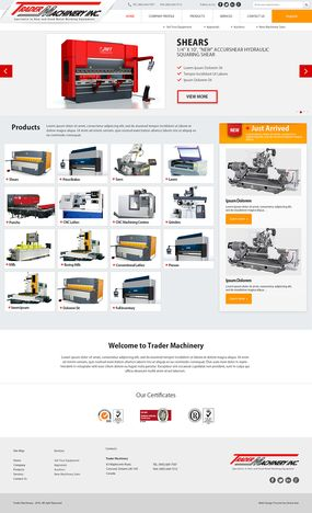 Trader Machinery