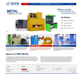 4 Way Metal Fabrication